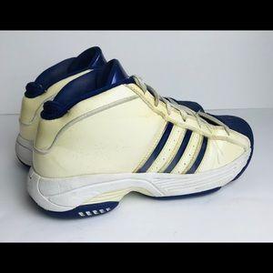Adidas Adiprene Purple Gold Shoes Men's Size 7.5